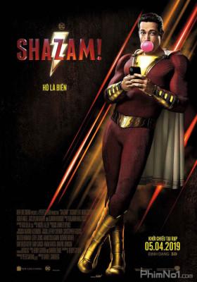 Phim Siêu Anh Hùng Shazam - Shazam! (2019)