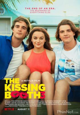 Phim Bốt Hôn 3 - The Kissing Booth 3 (2021)