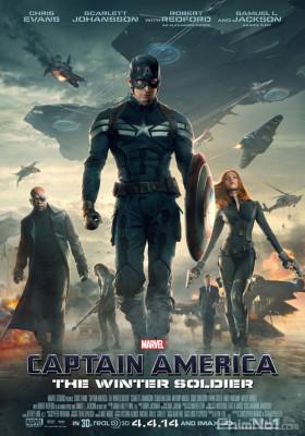 Phim Đội Trưởng Mỹ: Chiến Binh Mùa Đông - Captain America: The Winter Soldier (2014)