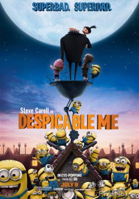 Phim Kẻ Trộm Mặt Trăng - Despicable Me (2010)