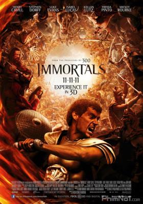 Phim Chiến Binh Bất Tử - Immortals (2011)