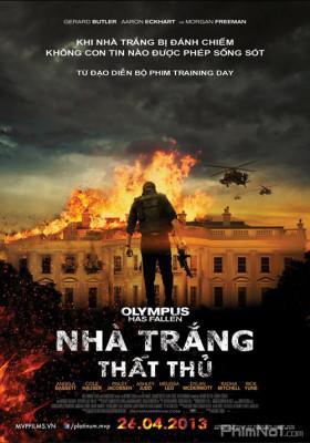 Phim Nhà Trắng Thất Thủ - Olympus Has Fallen (2013)