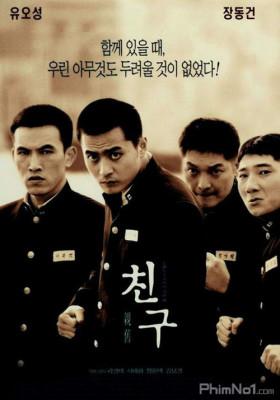 Phim Bạn Bè - Friend (2001)