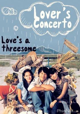 Phim Bản Giao Hưởng Tình Yêu - Lover's Concerto (2002)