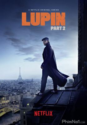 Phim Lupin: Phần 2 - Lupin Season 2 (2021)