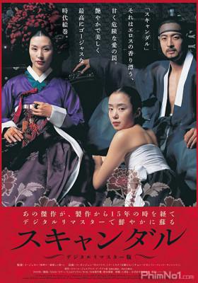 Phim Nỗi Ô Nhục Họ Cho - Untold Scandal (2003)