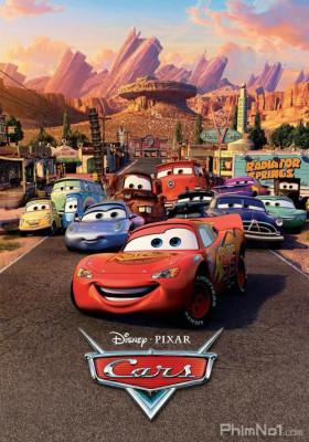 Phim Vương Quốc Xe Hơi - Cars (2006)