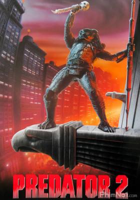 Phim Quái Thú Vô Hình 2 - Predator 2 (1990)