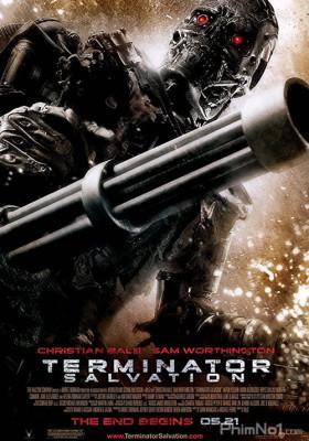 Phim Kẻ Hủy Diệt 4: Cứu Rỗi - Terminator Salvation (2009)