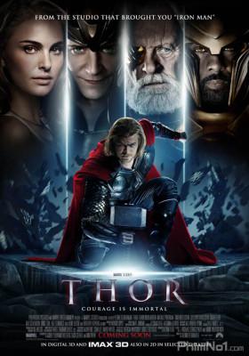 Phim Thần Sấm - Thor (2011)