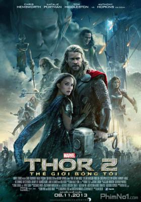 Phim Thần Sấm 2: Thế Giới Bóng Tối - Thor: The Dark World (2013)