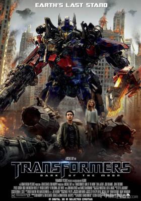 Phim Robot Đại Chiến 3: Vùng Tối Của Mặt Trăng - Transformers: Dark of the Moon (2011)