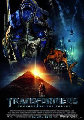 Phim Robot Đại Chiến 2: Bại Binh Phục Hận - Transformers: Revenge of the Fallen (2009)
