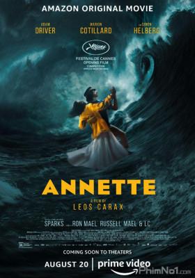 Phim Món Quà Bất Ngờ - Annette (2021)