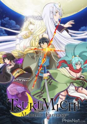 Phim Tsuki ga Michibiku Isekai Douchuu - Tsukimichi: Moonlit Fantasy (2021)