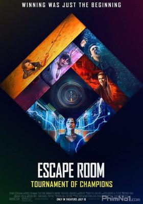Phim Căn Phòng Tử Thần 2: Cái Chết Trở Lại - Escape Room: Tournament of Champions (2021)