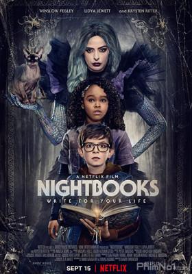 Phim Chuyện Kinh Dị Đêm Nay - Nightbooks (2021)