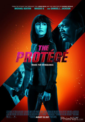 Phim Nữ Sát Thủ - The Protege (2021)