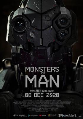 Phim Quái Vật Của Con Người - Monsters of Man (2020)