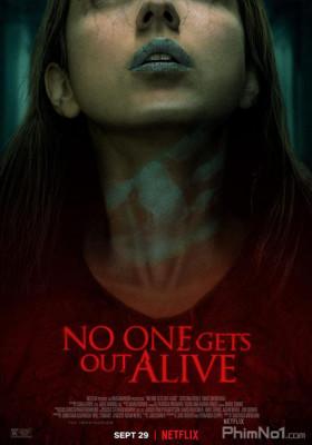 Phim Ác Mộng Không Lối Thoát - No One Gets Out Alive (2021)