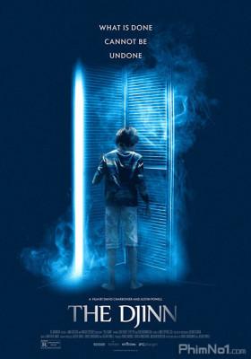 Phim Thần Djinn - The Djinn (2021)