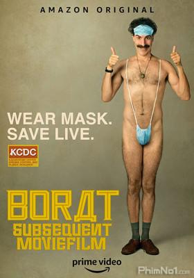 Phim Tay Phóng Viên Kỳ Quái 2 - Borat Subsequent Moviefilm (2020)