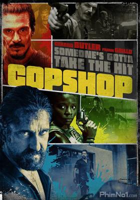 Phim Sở Cảnh Sát - Copshop (2021)