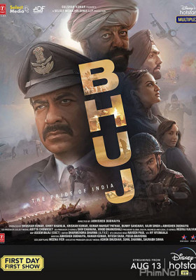 Phim Bhuj: Niềm Tự Hào Của Ấn Độ - Bhuj: The Pride of India (2021)