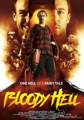 Phim Địa Ngục Đẫm Máu - Bloody Hell (2020)