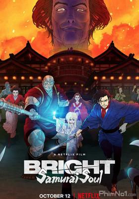 Phim Chiếc Đũa Quyền Năng: Linh Hồn Samurai - Bright: Samurai Soul (2021)