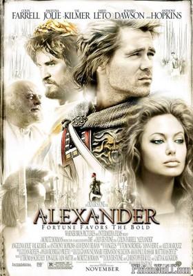 Phim Alexander Đại Đế - Alexander (2004)