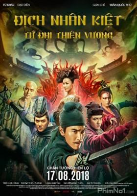 Phim Địch Nhân Kiệt: Tứ Đại Thiên Vương - Detective Dee: The Four Heavenly Kings (2018)