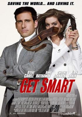 Phim Điệp Viên 86 - Get Smart (2008)
