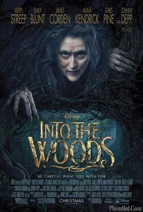 Phim Khu Rừng Cổ Tích - Into the Woods (2015)