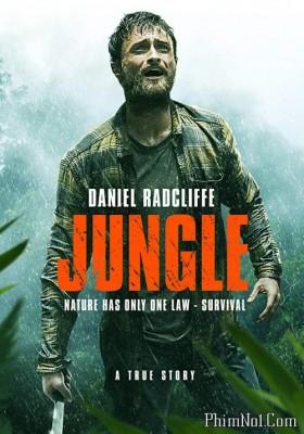Phim Hiểm Họa Rừng Chết - Jungle (2017)