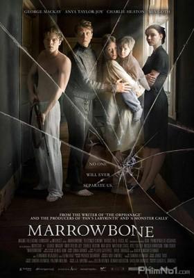 Phim Dinh Thự Quỷ Ám - Marrowbone (2017)