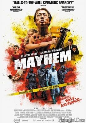 Phim Vi Rút Cuồng Loạn - Mayhem (2017)