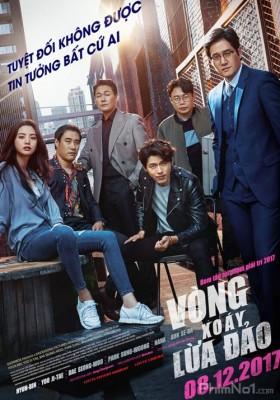 Phim Vòng Xoáy Lừa Đảo - The Swindlers (2017)