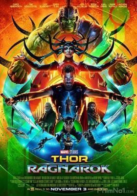 Phim Thần Sấm: Thời Khắc Tận Thế - Thor: Ragnarok (2017)