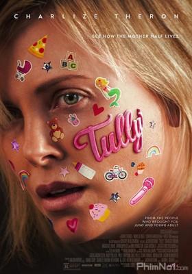 Phim Cuộc Chiến Bỉm Sữa - Tully (2018)