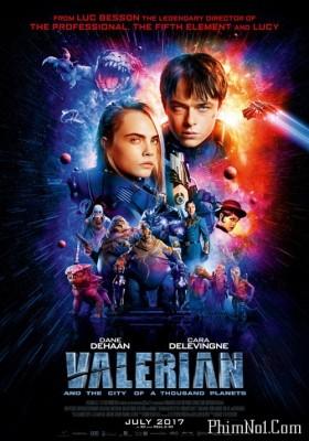 Valerian Và Thành Phố Ngàn Hành Tinh