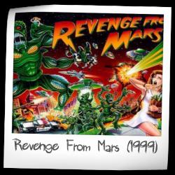 Revenge From Mars Pinball Machine (Bally, 1999) | Pinside ...
