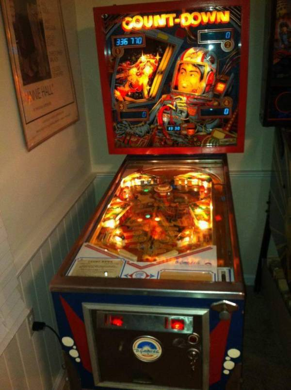 Countdown Backglass Repro? | Pinball parts wanted ...