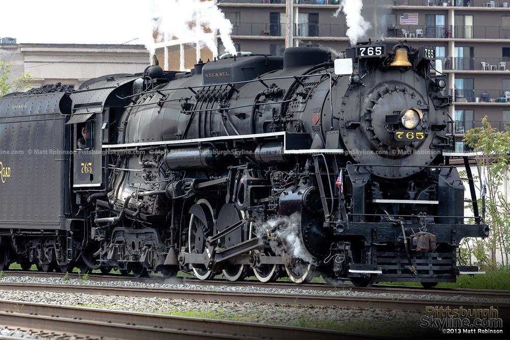 NKP 765 in Altoona, PA