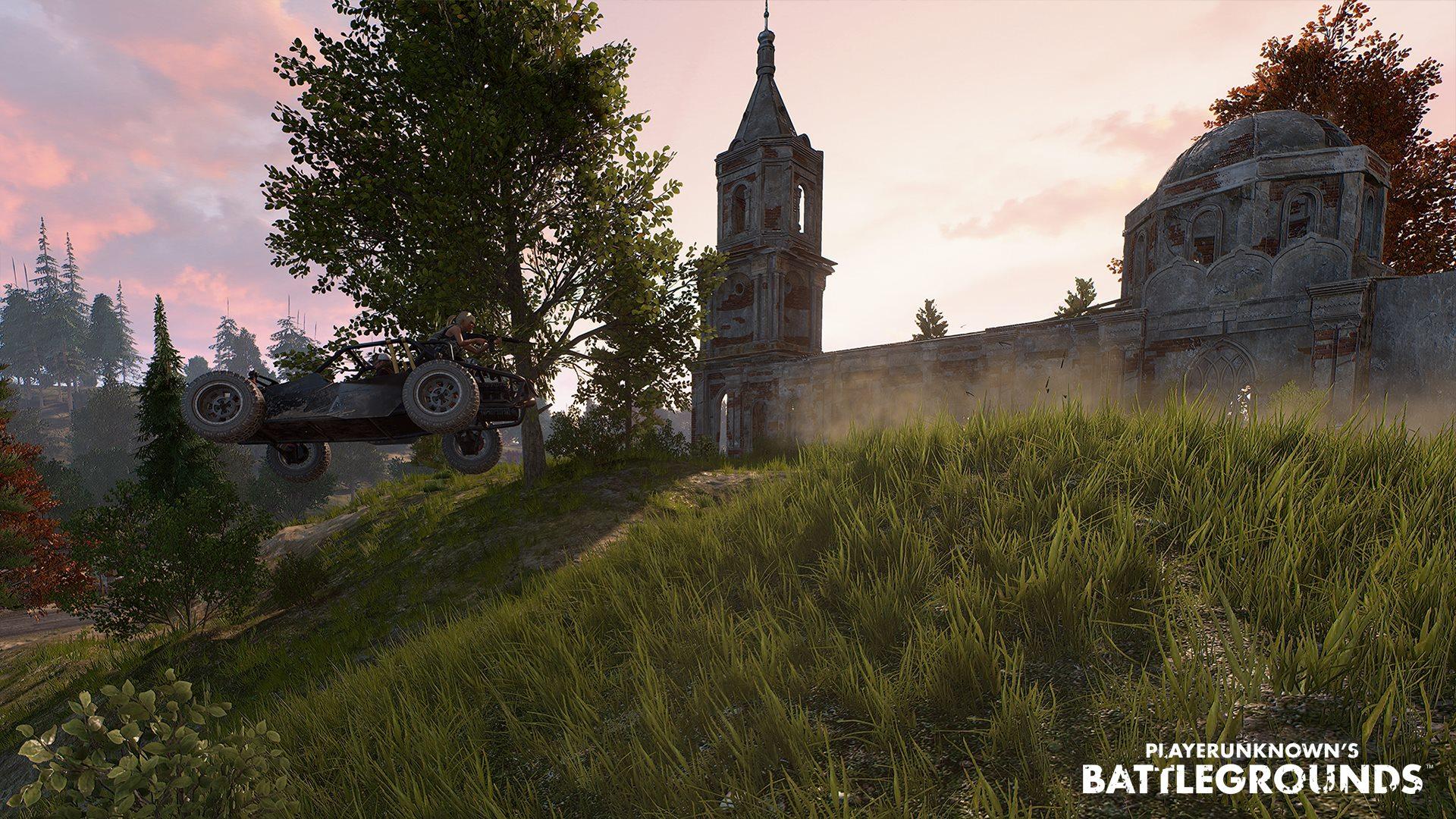 PLAYERUNKNOWNS BATTLEGROUNDS Les Versions PS4 Et Xbox One Du TPS Se Prcisent Un Peu Plus