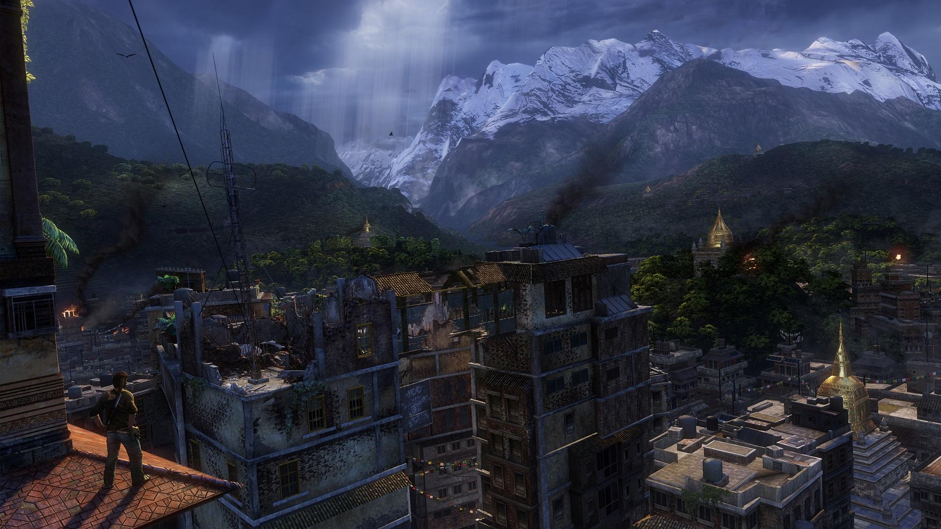Dmo Et Amliorations Graphiques De Uncharted 2 Sur PS4 En