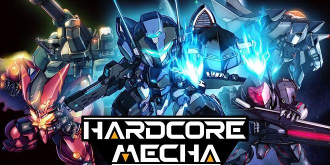 Hardcore Mecha Simulation