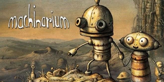 Machinarium Definitive Version