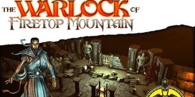 The Warlock of Firetop Mountain