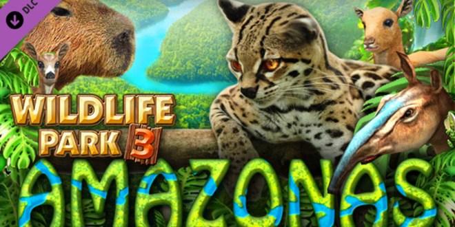 Wildlife Park 3 - Amazonas